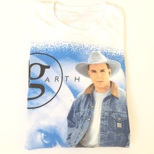 🤠 Vintage Garth Brooks Tour T-Shirt